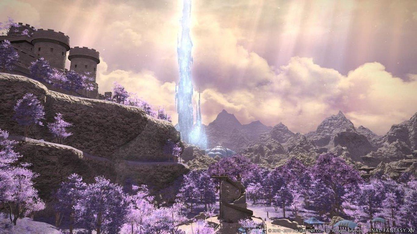 Final Fantasy XIV: Shadowbringers EU