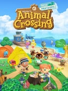 Game cover Animal Crossing: New Horizons