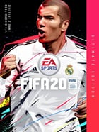 Game cover FIFA 20 Ultimate Edition
