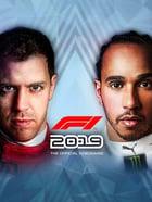 Game cover F1 2019 : Anniversary Edition