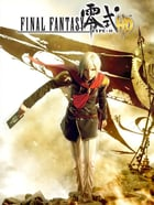 Game cover Final Fantasy Type-0 HD