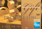 Card image of American Express Gift Card