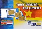Card image of Telesur beltegoed