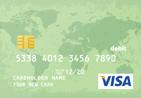 Card image of Tarjeta prepago Visa