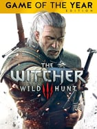 Game cover The Witcher 3 - Game of the Year Edition